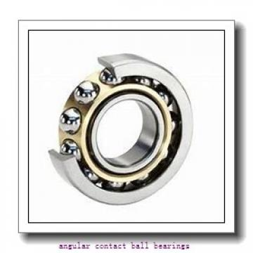 10 mm x 30 mm x 14,287 mm  10 mm x 30 mm x 14,287 mm  FBJ 5200 angular contact ball bearings