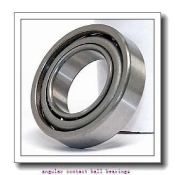 50 mm x 80 mm x 16 mm  50 mm x 80 mm x 16 mm  SKF 7010 ACB/HCP4A angular contact ball bearings