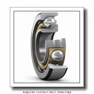 ISO 3306-2RS angular contact ball bearings