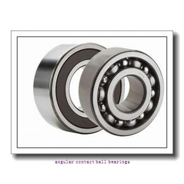 35 mm x 72 mm x 27 mm  35 mm x 72 mm x 27 mm  ZEN 5207 angular contact ball bearings