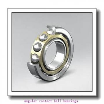 45 mm x 100 mm x 25 mm  45 mm x 100 mm x 25 mm  NKE 7309-BE-MP angular contact ball bearings